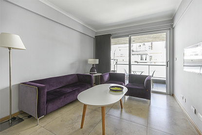 2BDR Apartment in Recoleta