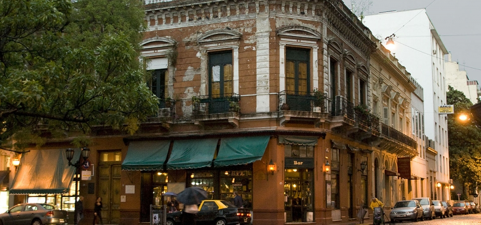 Temporary and vacational rentals in Buenos Aires