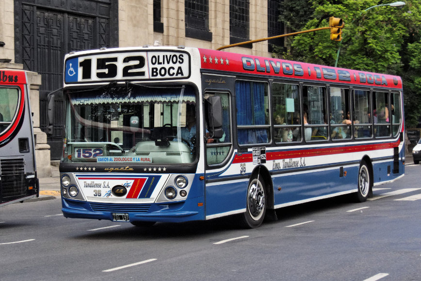 Image result for buses buenos aires