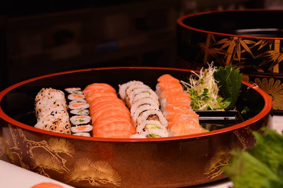 El Quinto Comida Asiática