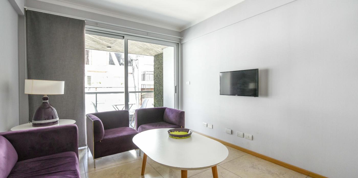 BOGBA 2BDR Recoleta Temporary rentals