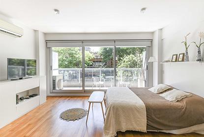 Oro Studio apartment