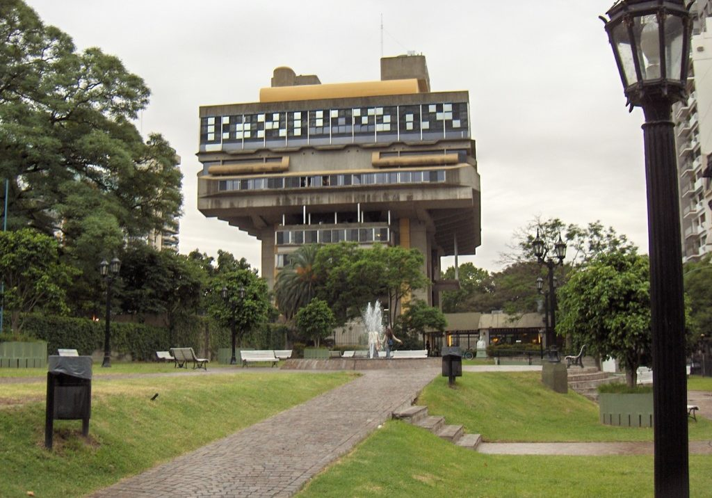Recoleta neighborhood